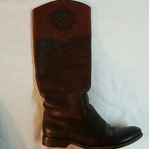 Genuine Frye boots